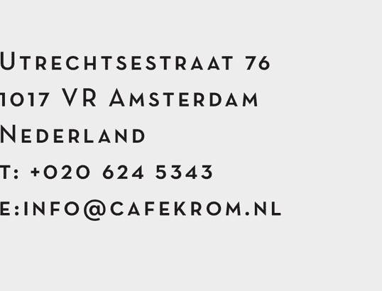 CafeKROM contact